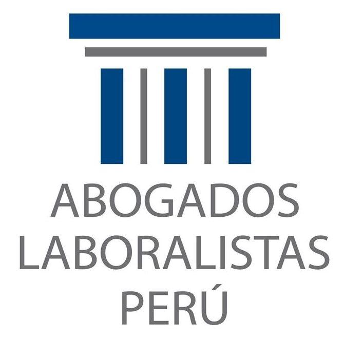 Abogado Laboralista Perú.